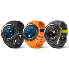 Обзор смарт-часы Huawei Watch 2 в исполнение Porsche Design