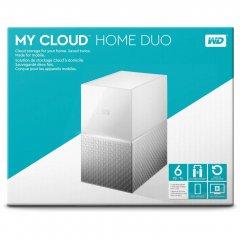 Обзор сетевого хранилища для жесткого диска WD My Cloud Home Duo