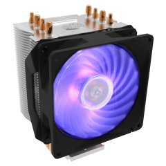 Cooler Master Hyper H410R RGB: башенный кулер с технологией Direct Contact