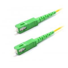 Патч корд 3.0mm SC/APC-SC/APC, SM, 3m simplex