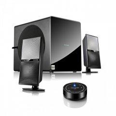 X5/ 2.0/ 120W RMS (60*2W) Hi-Fi wooden sound