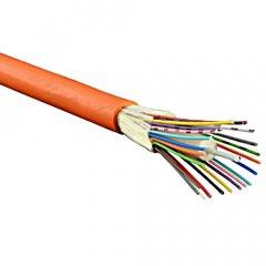 Оптический кабель, GJPFJH-24B6a1 optical cable (негорючий, для внутренних работ)