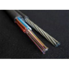 Оптический кабель, Single Mode, 4-UT08 трос, FP Mark