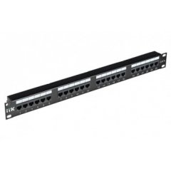 Патч-панель, Patch panel 24 port UTP Cat 6