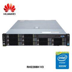Стоечный сервер Huawei FusionServer RH2288H V3 (8-12HDD Рама, Поддержка 8х3.5 RAID Card)