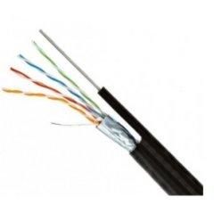 Оптический кабель, Single Mode, 8-UT048 тросик, FP Mark
