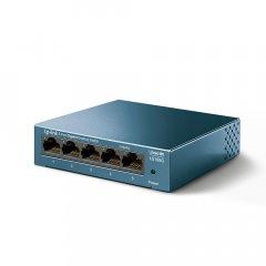 LS105G 5-портовый настольный коммутатор