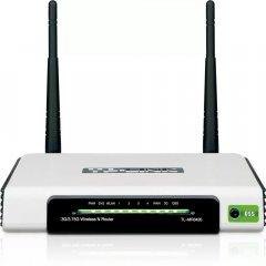 Роутер Wi-Fi USB Wan/Lan TP-Link TL-WR1042ND