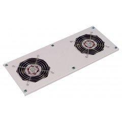 Вентиляторный модуль 2 куллера 600мм