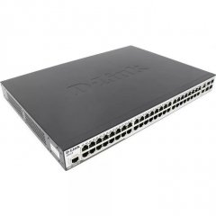 Управляемый коммутатор D-Link DES 3200-52 48-поротов (Switch)