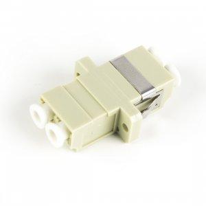Адаптер LC/UPC, MM, Duplex, Adapter LC/UPC
