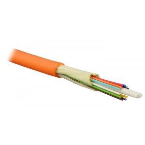 Оптический кабель, GJPFJH-12B6a1 optical cable (негорючий, для внутренних работ)