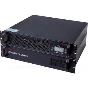 HR6K Источник бесперебойного питания MUST UPS в стойку 3 2U батарея