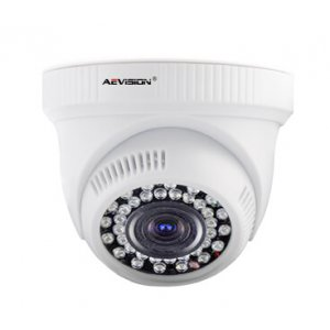 IP Камера, AE-13B02B-0102-VP (720P 1.0Mp Dome Camera With POE)