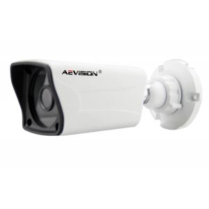 Цилиндрическая IP камера, AE-2AA1-3603-V (1080P 2.0Mp Bulet Camera with POE Splitter)
