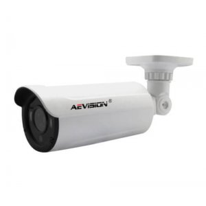 IP Камера, AE-2B42D-3602-12-VP (1080P 2.0Mp Dome Camera With POE 2.8-12mm Lens)