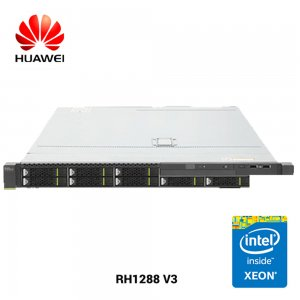 Сервер Huawei, Server RH1288 V3, including: RH1288 V3 (2) (4HDD Chassis, Support 4*3.5 PCH)