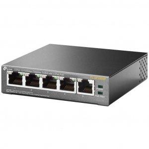 Коммутатор TP-Link TL-SF1005P 5-портовый (Switch)