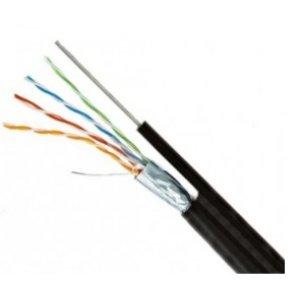 Оптический кабель, Single Mode, 4-UT048 тросик, FP Mark