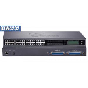 Grandstream GXW4232 - VoIP шлюз, VoIP GATEWAY