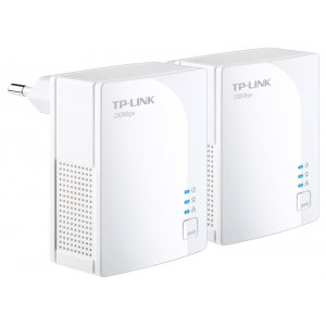 Комплект Nano адаптеров Powerline TP-Link TL-PA2010Kit