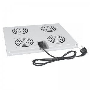 Вентиляторный модуль 4 куллера 600мм