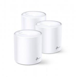 TP-Link Deco X20 (3-pack)/AX1800 Домашняя Mesh Wi-Fi система