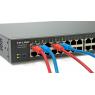 Коммутатор TP-Link T1600G-52TS (TL-SG2452) 48-портовый (Switch) - 0